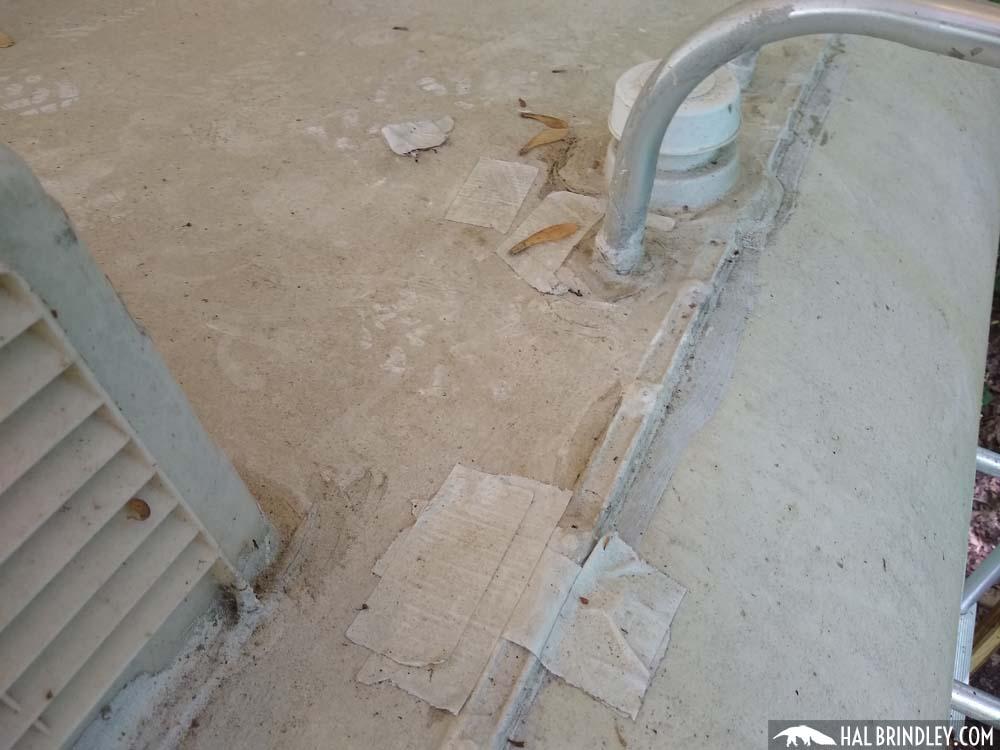EPDM roofing repair
