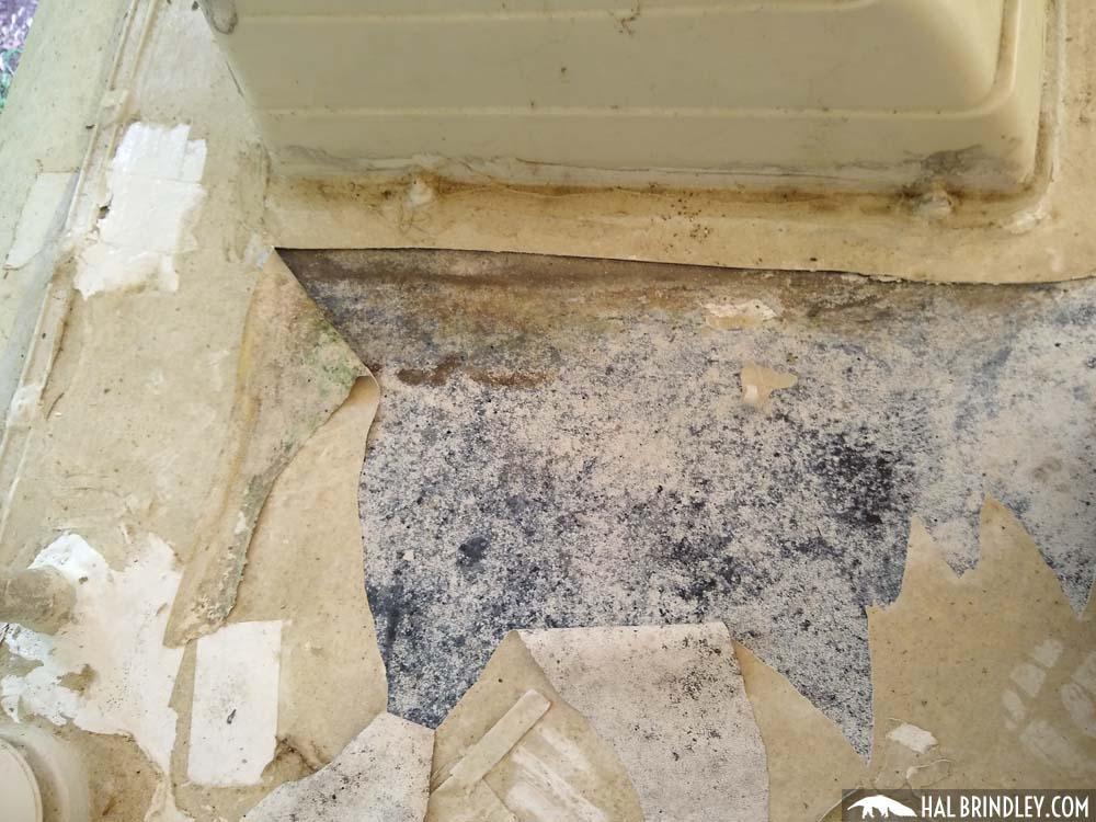 EPDM RV roofing repair