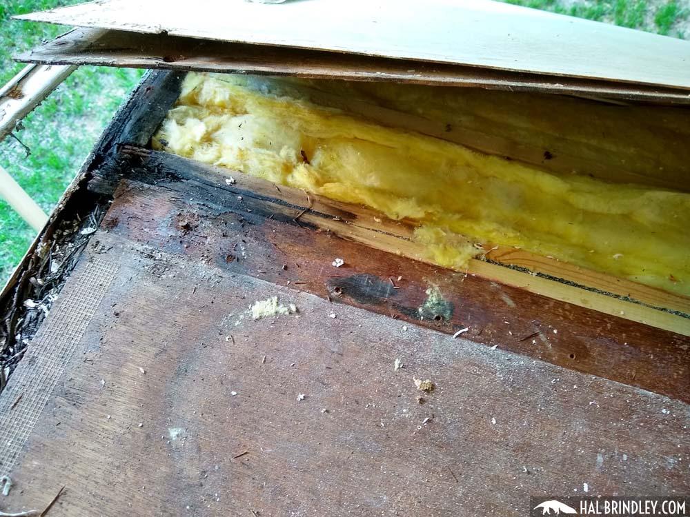 camper roof repair