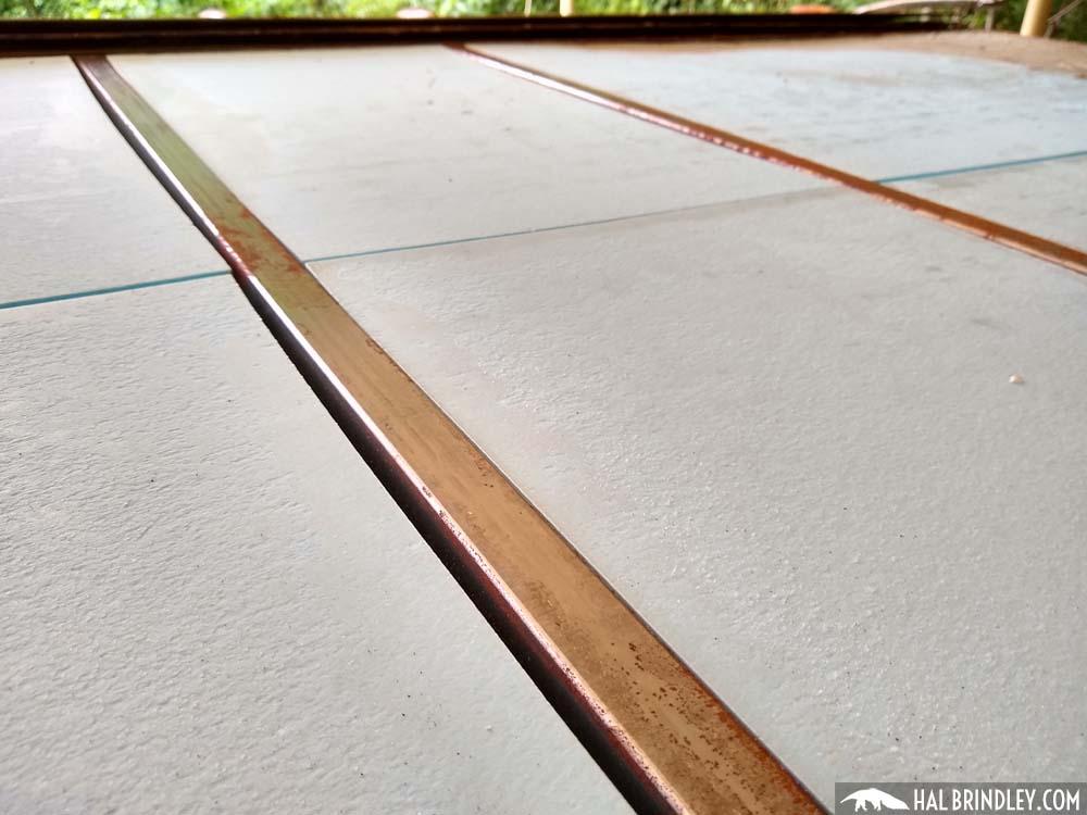 rv steel roof framing