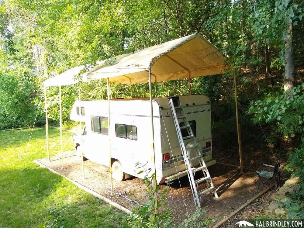 RV canopy